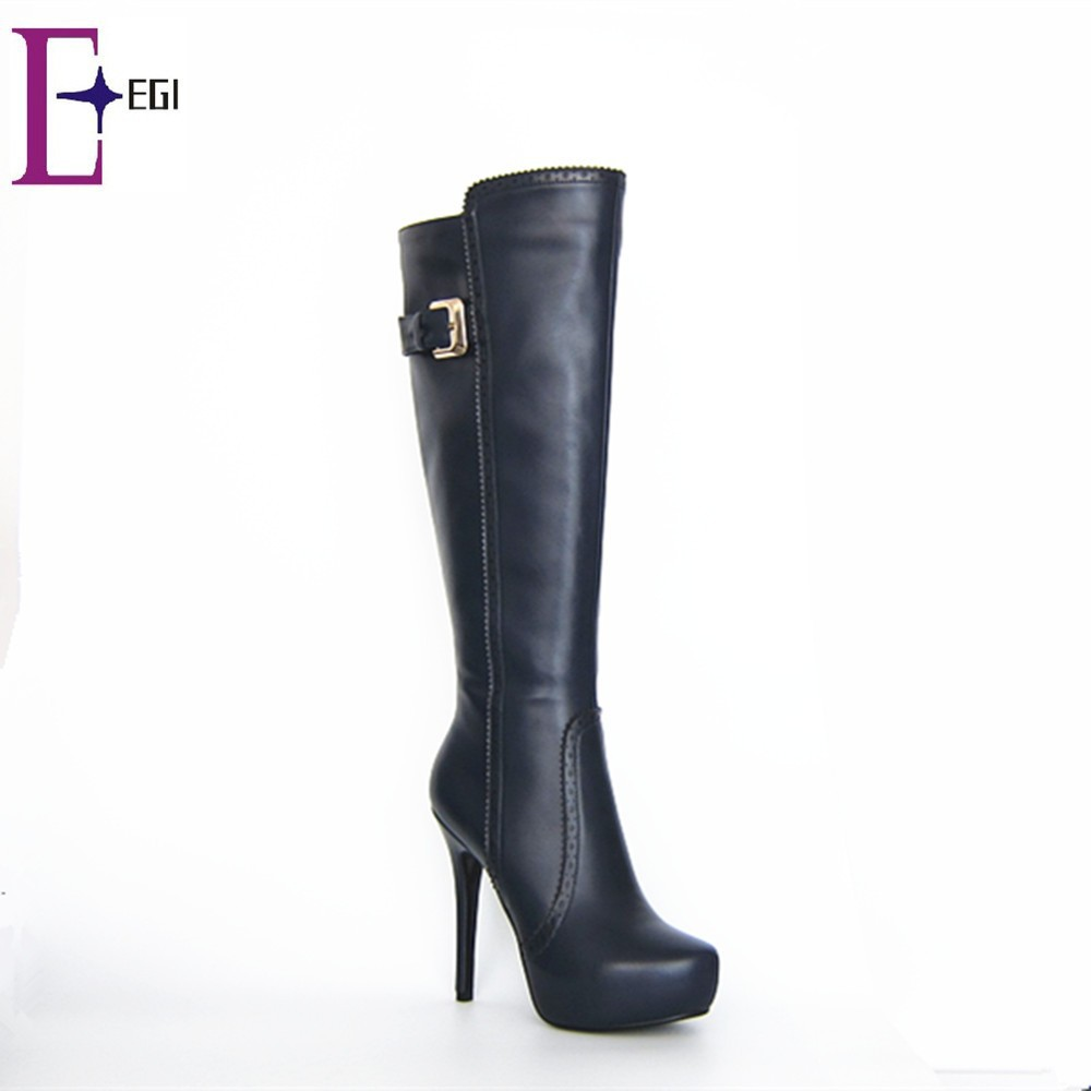 cheap platform high heel sexy over knee boots shoes buy. Black Bedroom Furniture Sets. Home Design Ideas