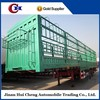 china cargo trailer covers blue color