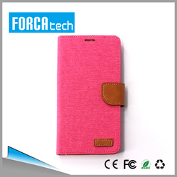 high quality pu leather cell phone case mobile phone leather case