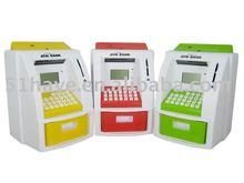 ATM money coin bank