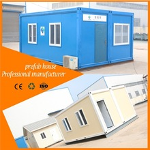 Designed From China good hope in 2015 prefab cabin houses