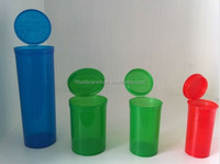 Green Medical Cannabis Prescription Storage Pharmacy Containers