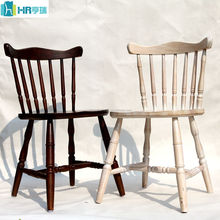 Wholesale Antique Wood Dinnig Chair in the Dining room
