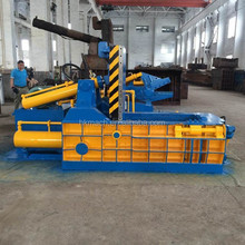 Chinese factory sale hydraulic baler for metal scraps