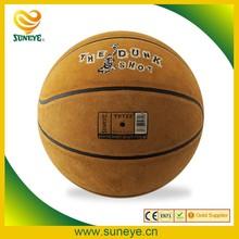 Custom Leather Material Basketball