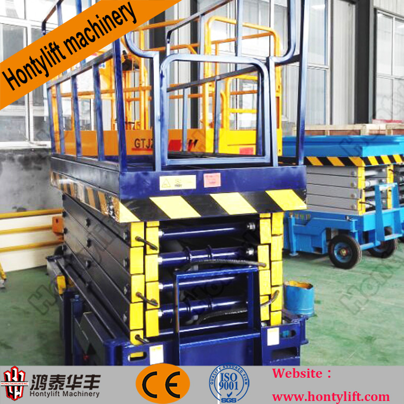 cheap sale china mobile work platform lift home elevator