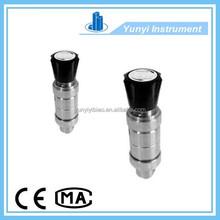 Pressure reducing valve/Double stage gas pressure regulator