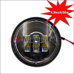 4.5 inch passing light/auxiliary light /LED headlight for harley davidson
