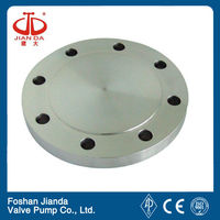 PN10 npt blind flange with CE certificate
