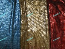 Colourful Aluminum Metallic Drapery for Decoration