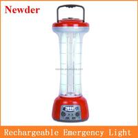 Rechargeable multifunction lantern with Radio