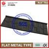 best metal color stone coated steel villa shingle roof tiles(Flat Metal Type)