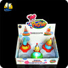 kid musical flashing top toy