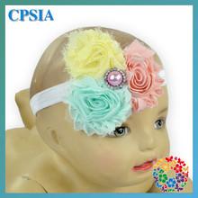 Handmade Candy Baby Headband Gorgeous Baby Girl Flower Headband Infant Headband