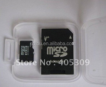 Hot sale micro TF memory card with mini sd card adapter16GB 32GB 64GB fast delivery