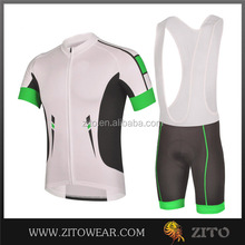 Hot sales white cycling jersey quick step 2015/personalized jerseys cycling/team pro cycling 2015