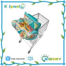 Novos produtos de verão infantil 2-em-1 Cushy carrinho capa e assento Positione