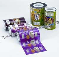 Biscuit Packing plastic Roll Film