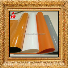 Flame Retardant Vinyl Tarps 18OZ,Waterproof PVC Vinyl Tarps