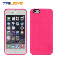china color back mobile cover housing dot view case for iphone 6