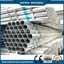 z275g sch 40 galvanized steel pipe weight building materials alibaba china