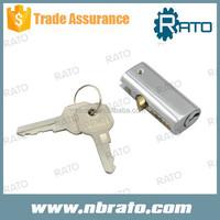 RC-158 zinc alloy file cabinet lock