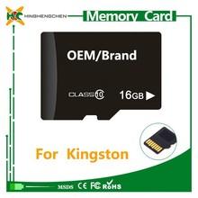 memory card sd for kingston 16GB 32GB 64GB 128GB sd card player headphones