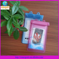 Hand phone waterproof bag for Samsung,for Galaxy S4 cell phone bag