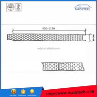 Easy Tructural Top Quality External Wallboard PU Wall polyurethane Sandwich Panel Price