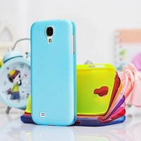 Ultra Thin dull polish carrying hard plastic case for Samsung Galaxy S4