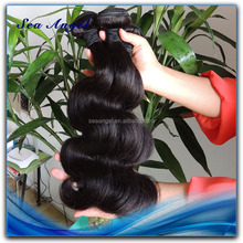 Natural Body Wave 7A Grade Model Hair Extension Wholesale