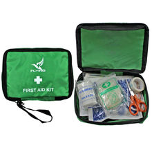 Outdoor first aid kit meet CE FDA ISO13485