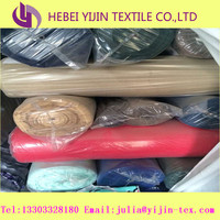 wholesale stock cotton solid dyed plain flannel fabric from alibaba