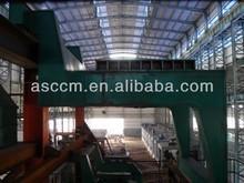ccm machine single ladle car for continuous casting machine