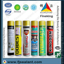PU Insulation Factory Construction Foam Mastic Sealant