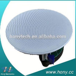 """size 6"""" professional pro audio ceiling speaker with sound system"""