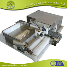 2014 Eco-friendly fruit and vegetables net bag skewering machine With FSC