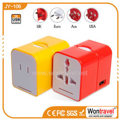China Wholesale Manufacturer Passed CE RoHS FCC Universal Power Adapter/Travel Charger AC Adapter/Laptop plug Adapter