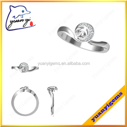 Yuanyi jewelry 3d jewelry picture fashion jewelry big rings fashion full finger ring fancy ring