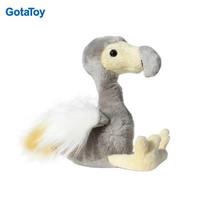 New design custom stuffed toy dodo bird