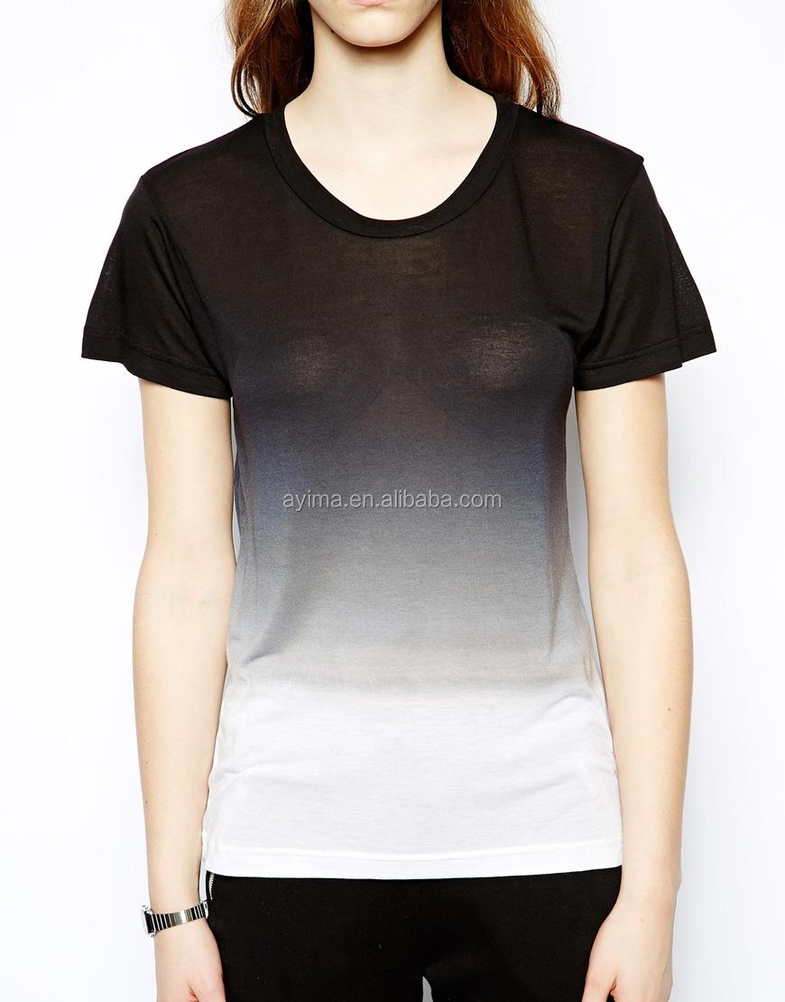 2014 hot selling wholesale tie dye t shirts oem short for Custom t shirts tie dye