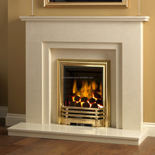 cheap granite/ marble fireplace surround