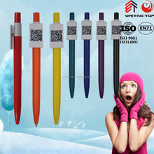 2015 custom the character ball pen with logo