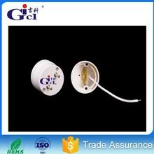 GICL T80DT/6063 lamp holder/aluminum tube frame/competitive price/led lighting housing