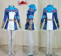 Женский маскарадный костюм Cosplay Valkyria