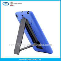 PC + scilion mobile phone case for ipad mini case
