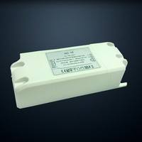 28-36vdc 7w 10w 12w led light driver constant current 300ma