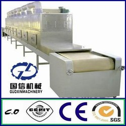 Stable Working Tunnel Microwave Dehydrator