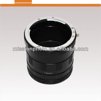Macro Extension Tube Set Compatible with for Canon EOS EF Camera