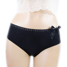 3411 sexy transparent ladies underwear panties M/L/XL free size girl bras and panty new design fashion Italy women cotton briefs